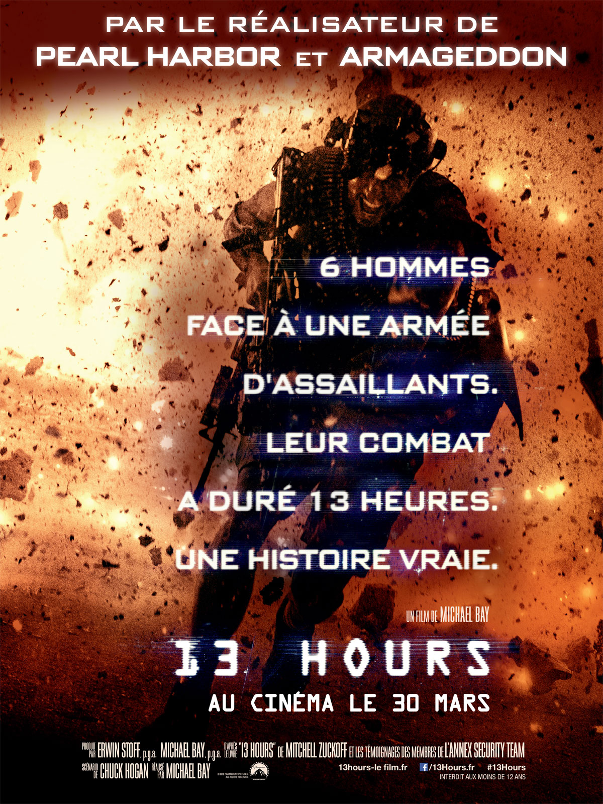 13 Hours FRENCH WEB-DL