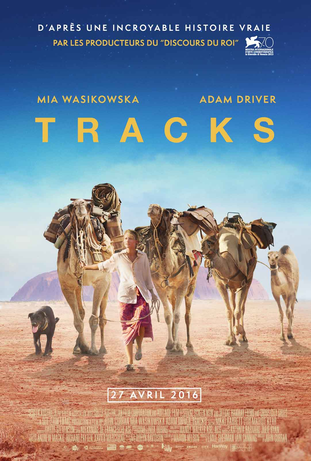 Tracks 2016 VF