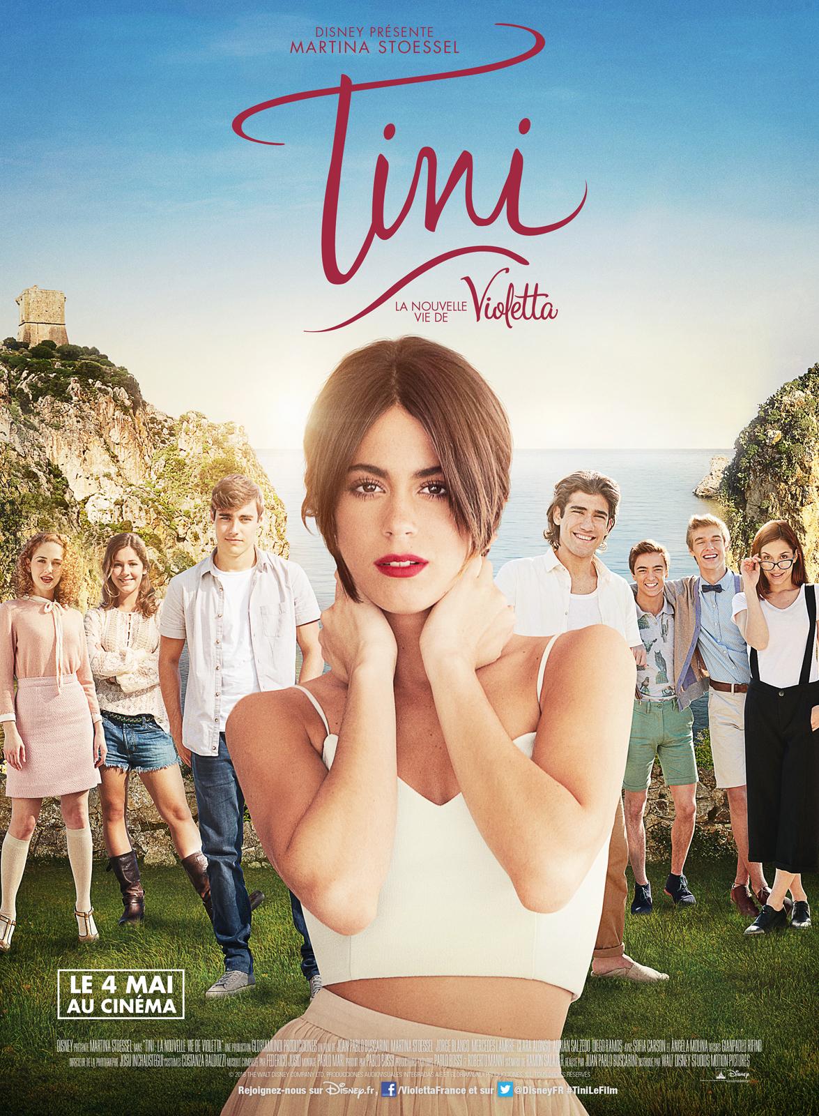 TINI – La nouvelle vie de Violetta TRUEFRENCH WEB-DL