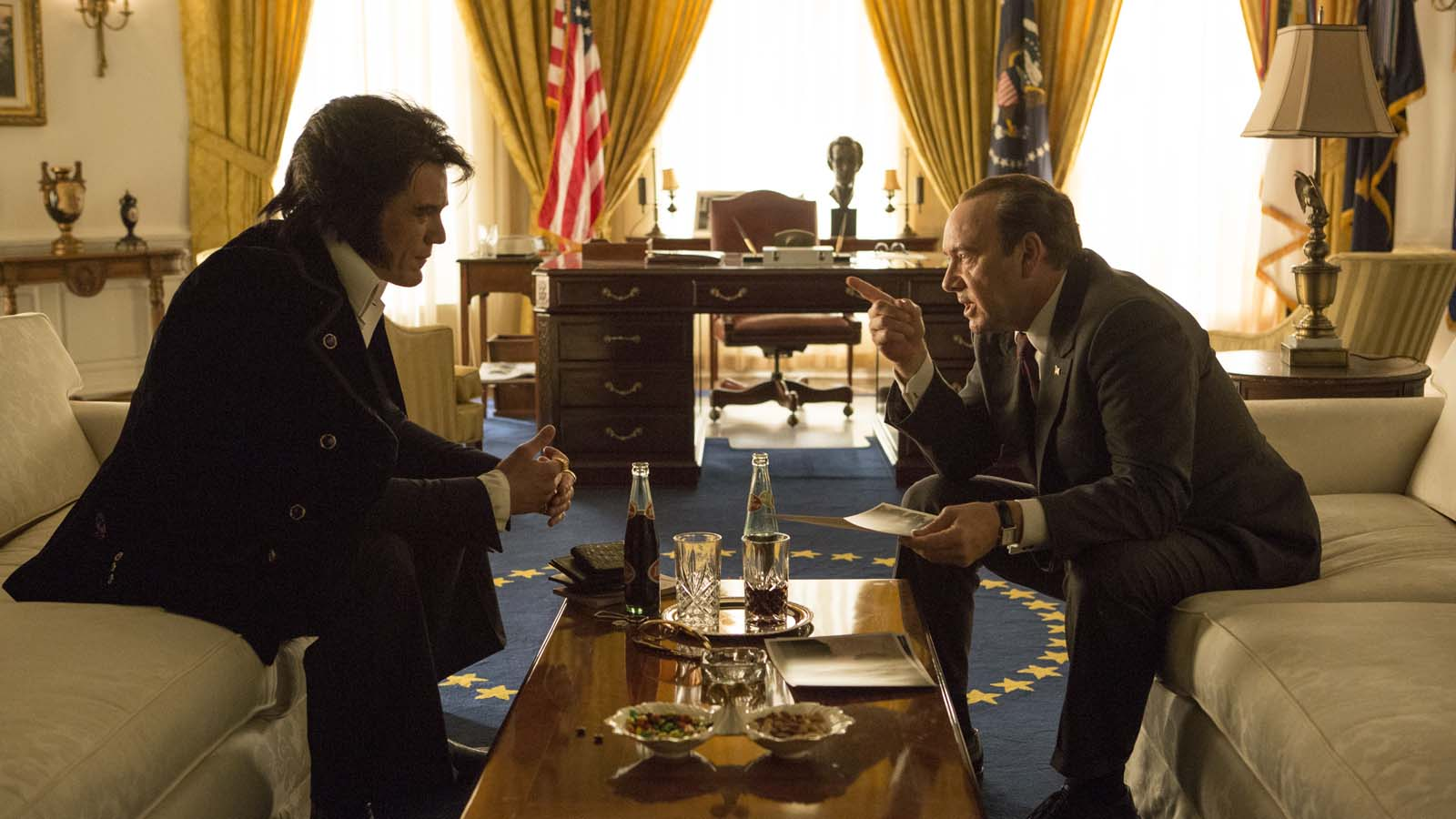 Elvis & Nixon - Foto