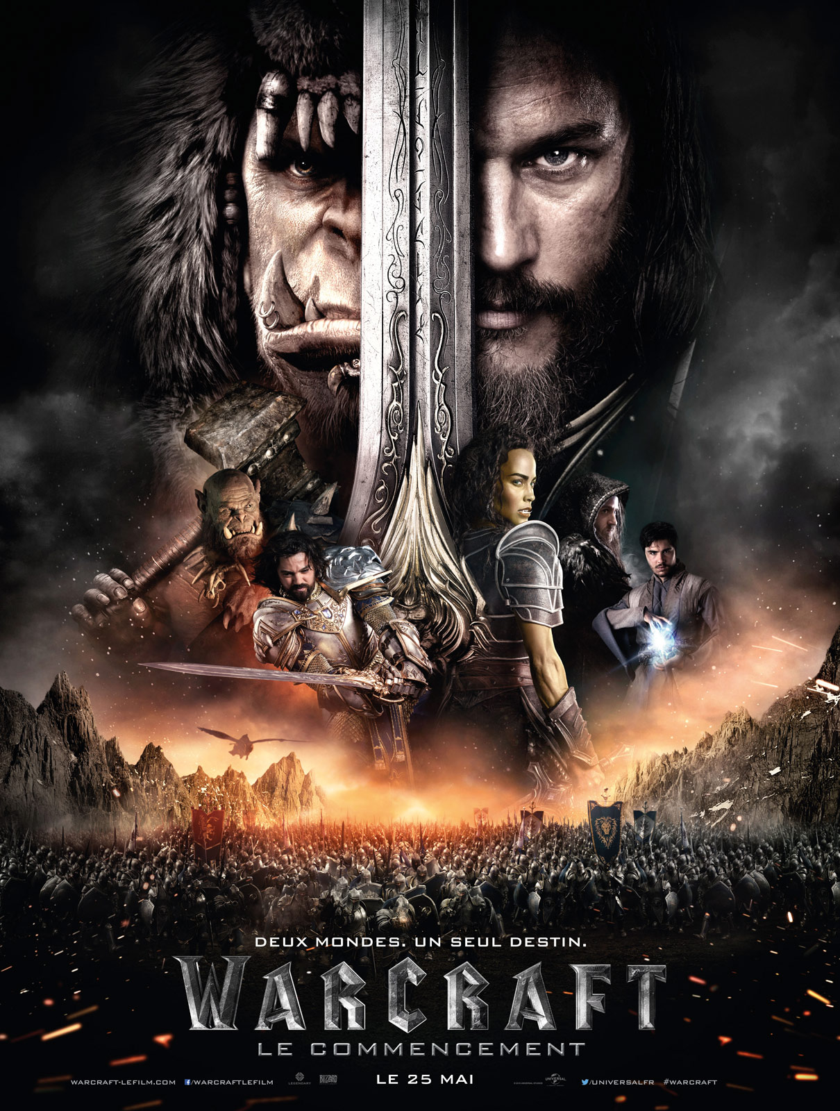 Warcraft : Le commencement [HD Truefrench]
