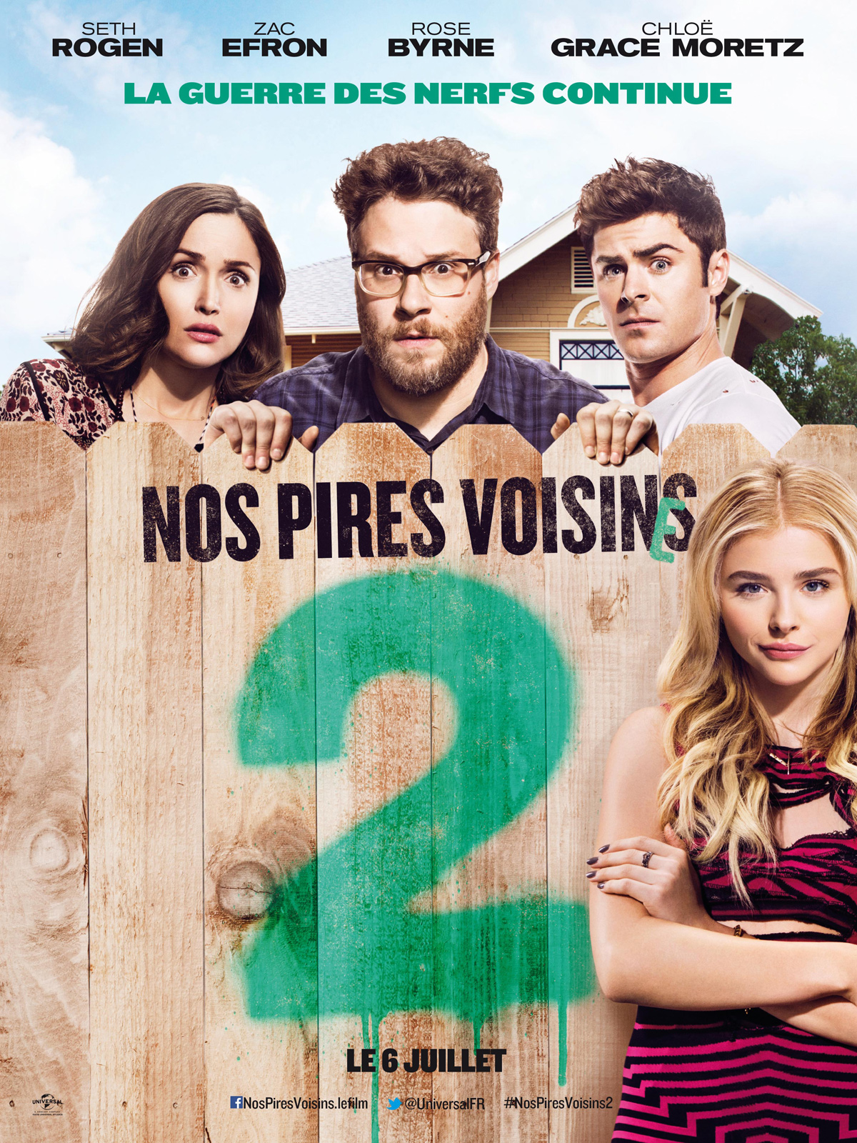 Nos pires voisins 2 FRENCH BDRiP