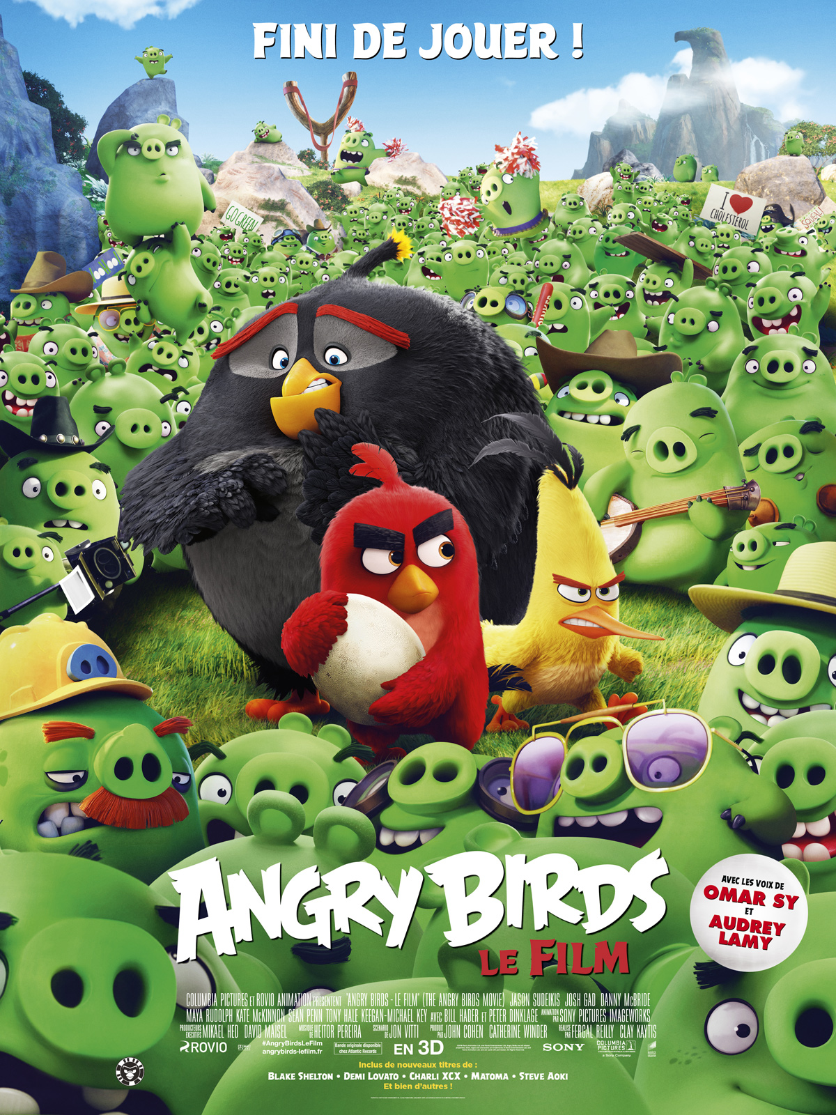 Angry Birds - Le Film FRENCH BDRiP