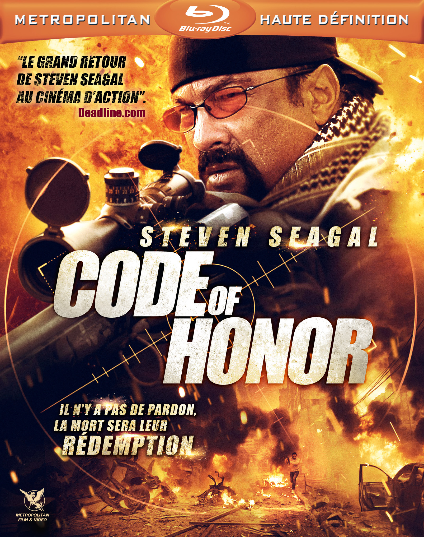 Code of Honor FRENCH BDRiP