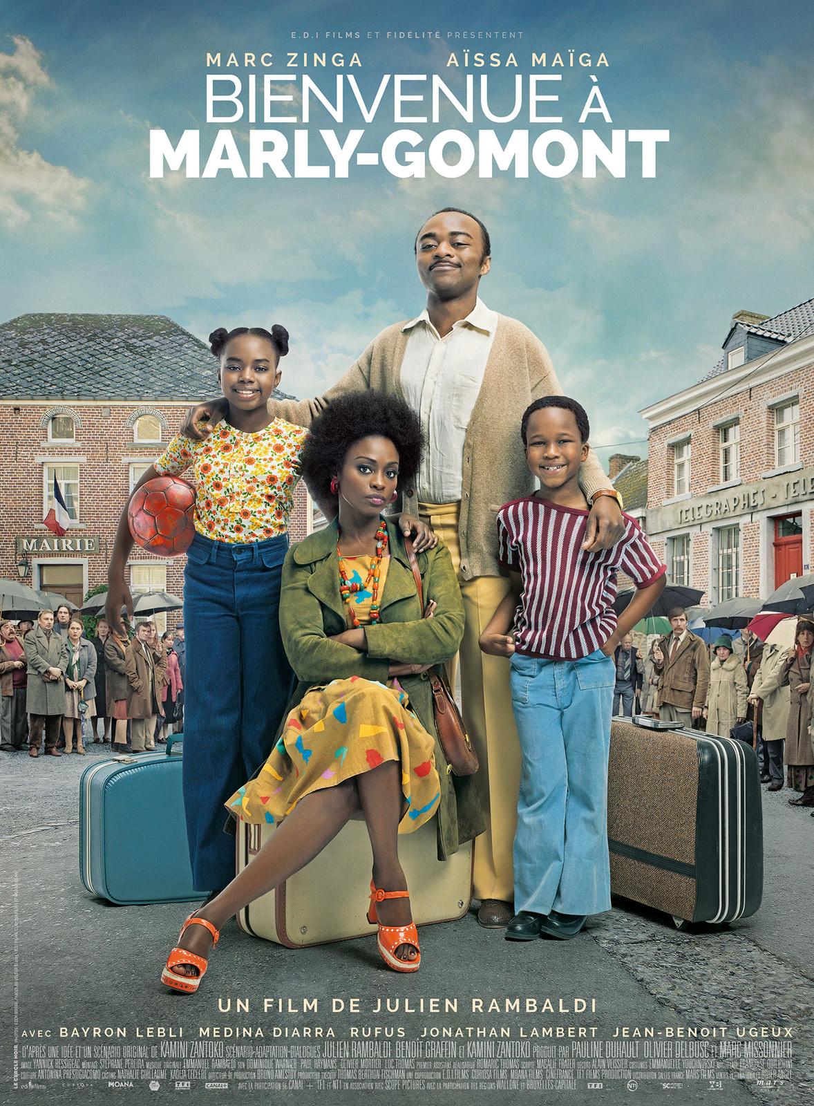 Bienvenue à Marly-Gomont FRENCH BDRiP