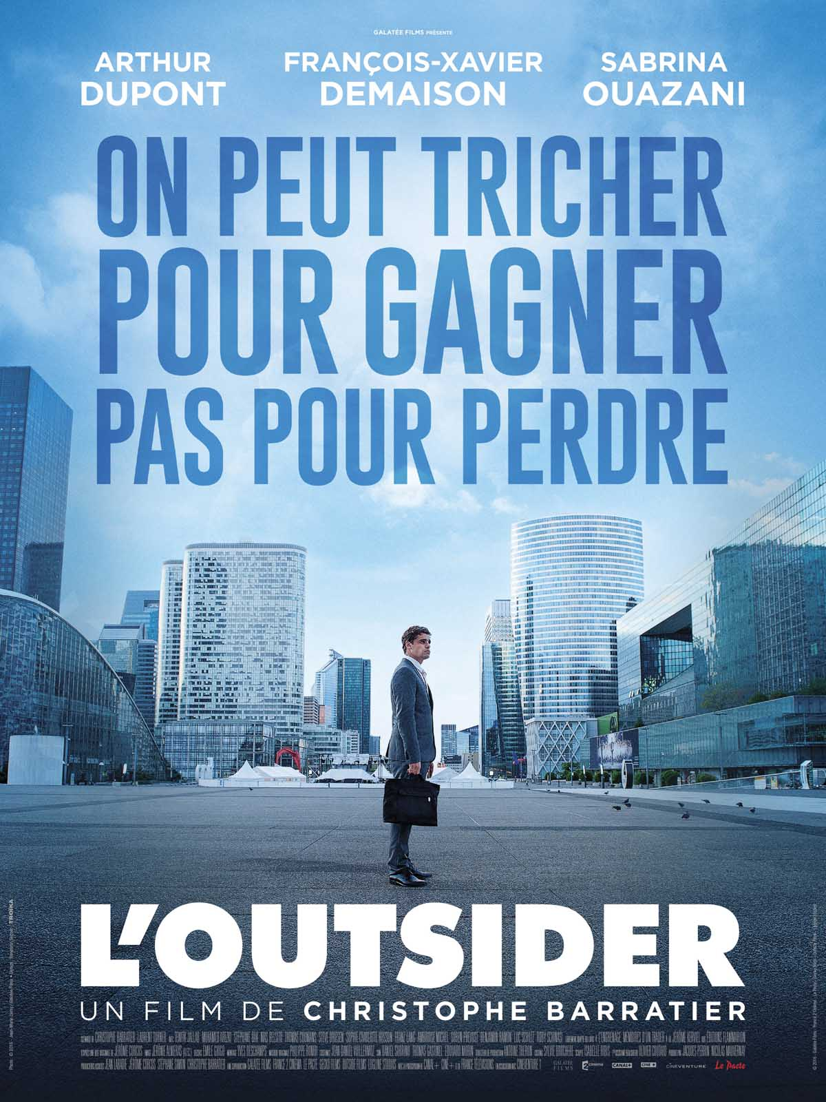 L'Outsider FRENCH BDRiP