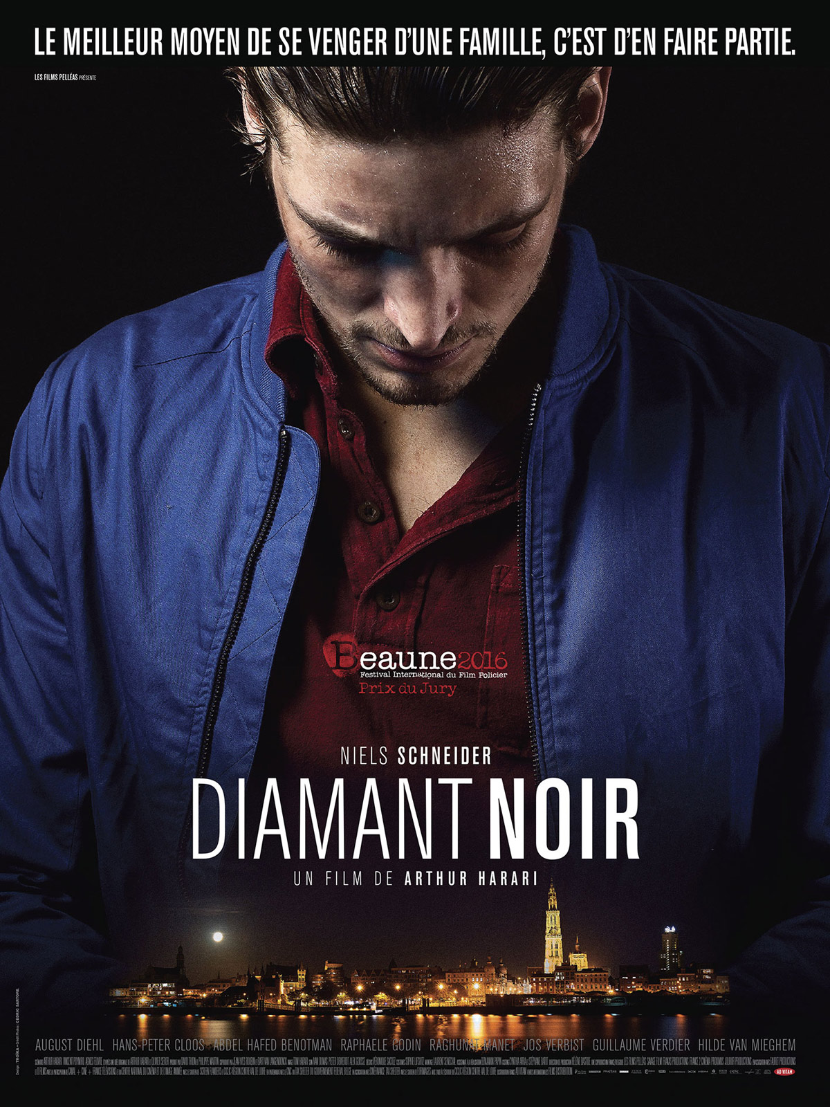 Diamant noir FRENCH  720p HD