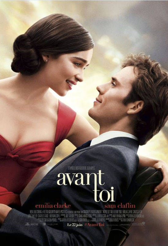 Avant toi VF 2016 – Me Before You (2016)