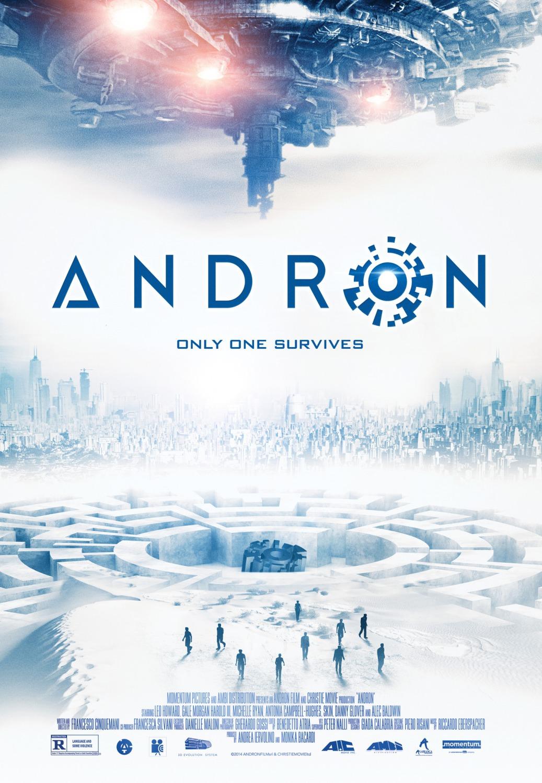 Andròn – The Black Labyrinth