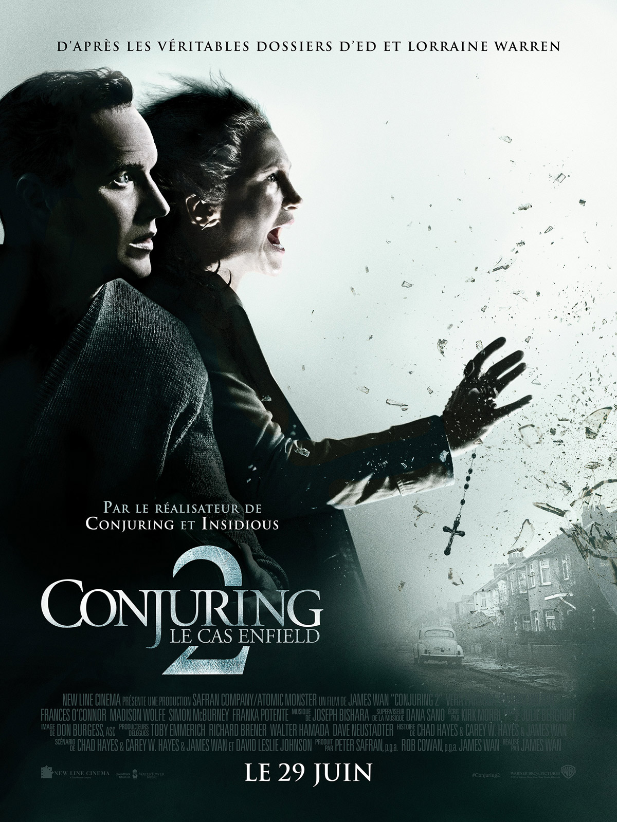 Conjuring 2 : Le Cas Enfield FRENCH BDRiP