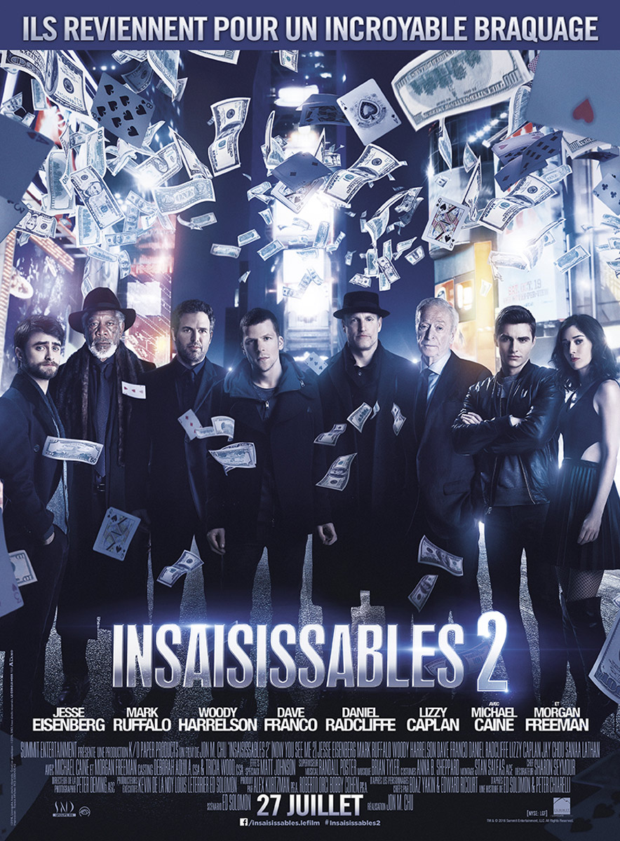 Insaisissables 2 (TS-MD)