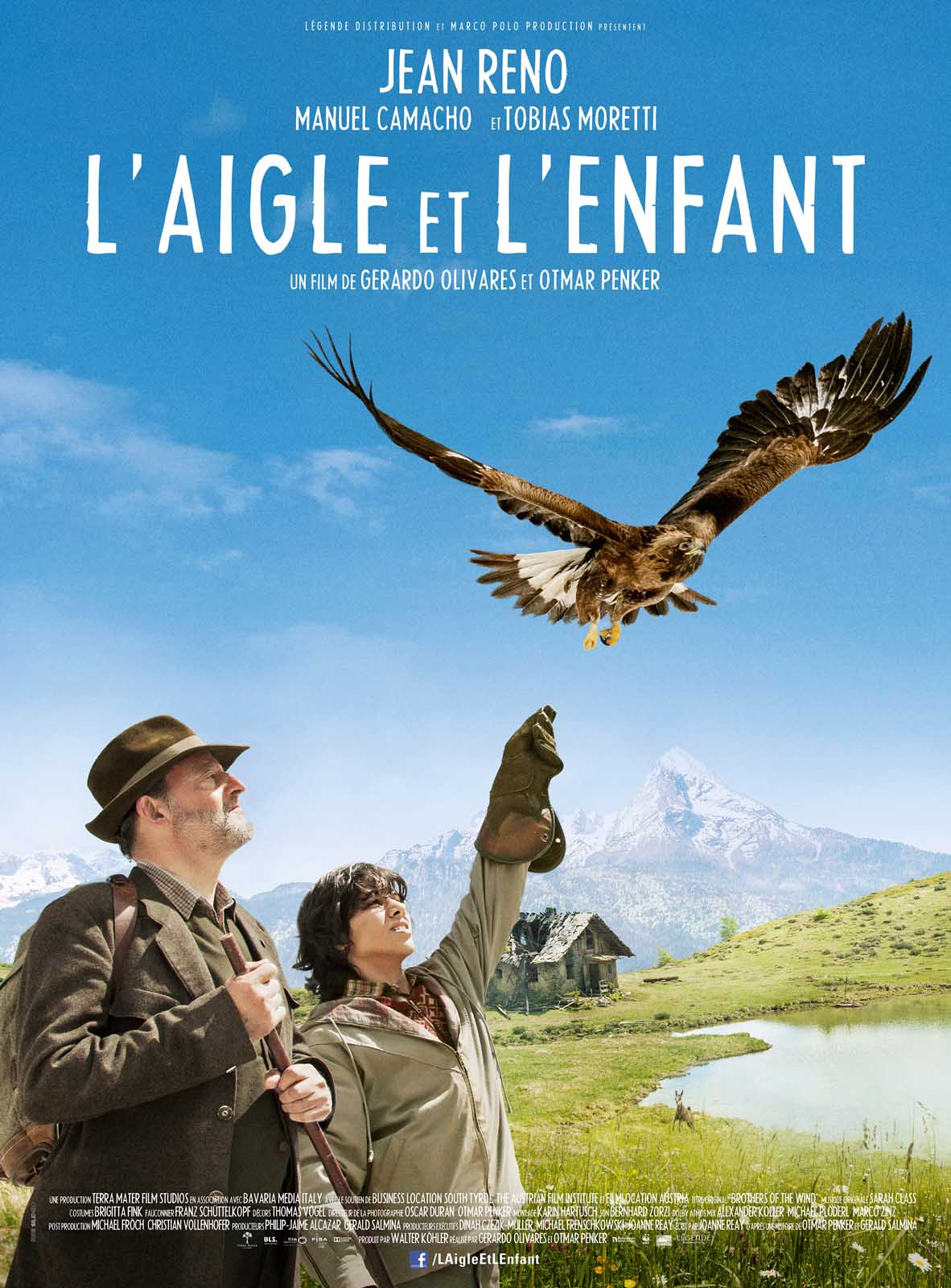 L' Aigle et l'Enfant FRENCH BDRiP