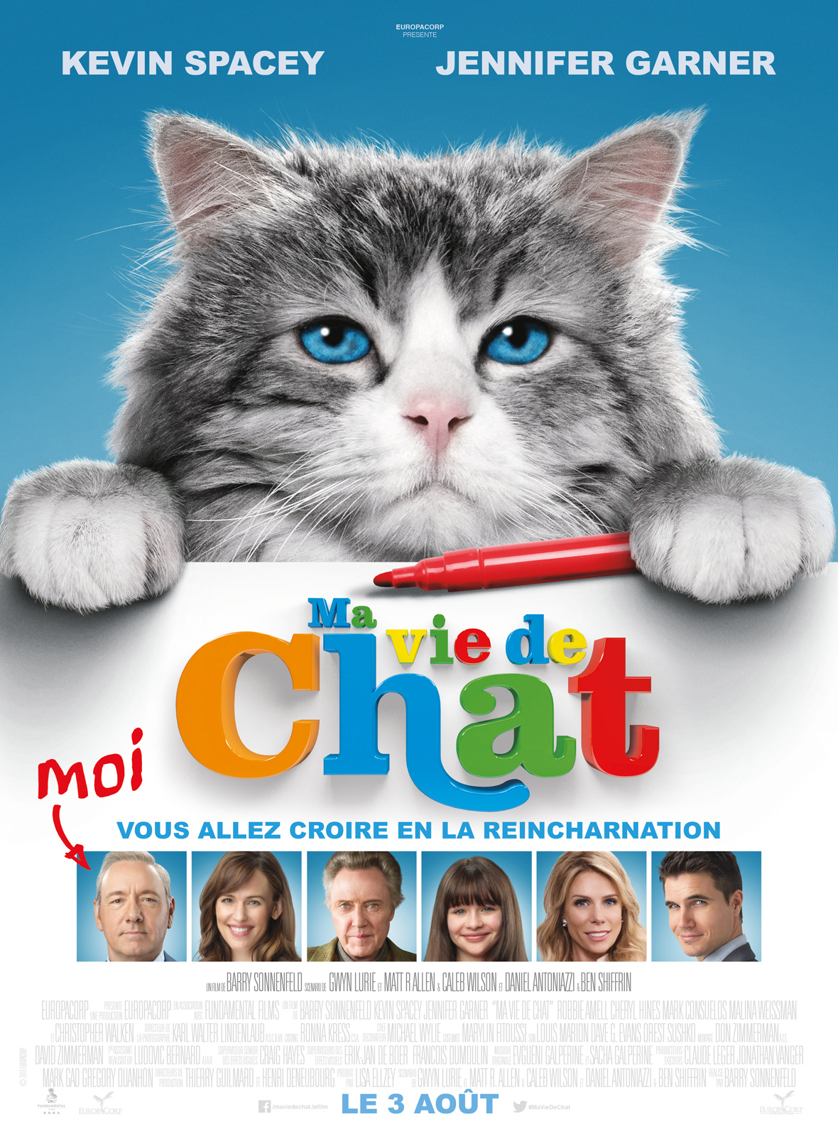 Ma vie de chat FRENCH DVDRiP