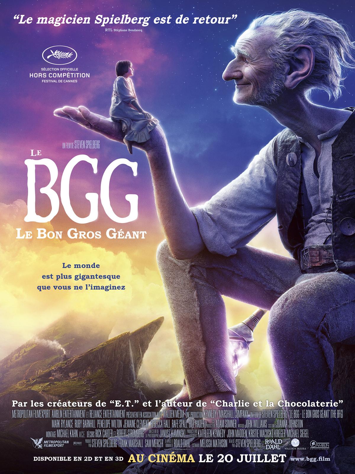 Le BGG – Le Bon Gros Géant FRENCH HD-TS