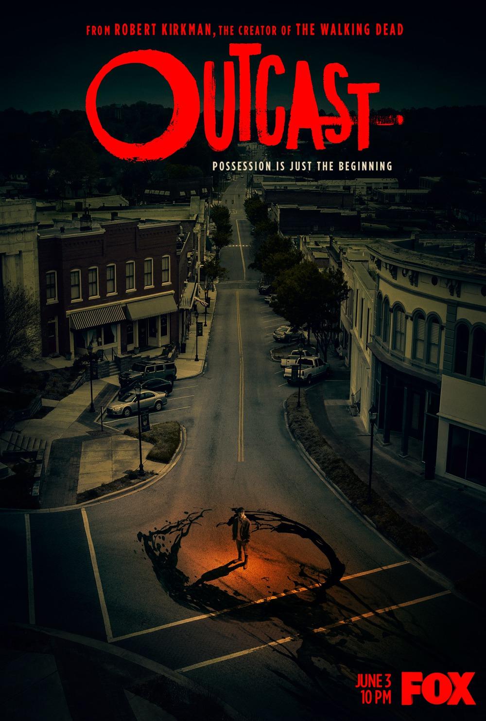 Outcast Staffel 2 Netflix