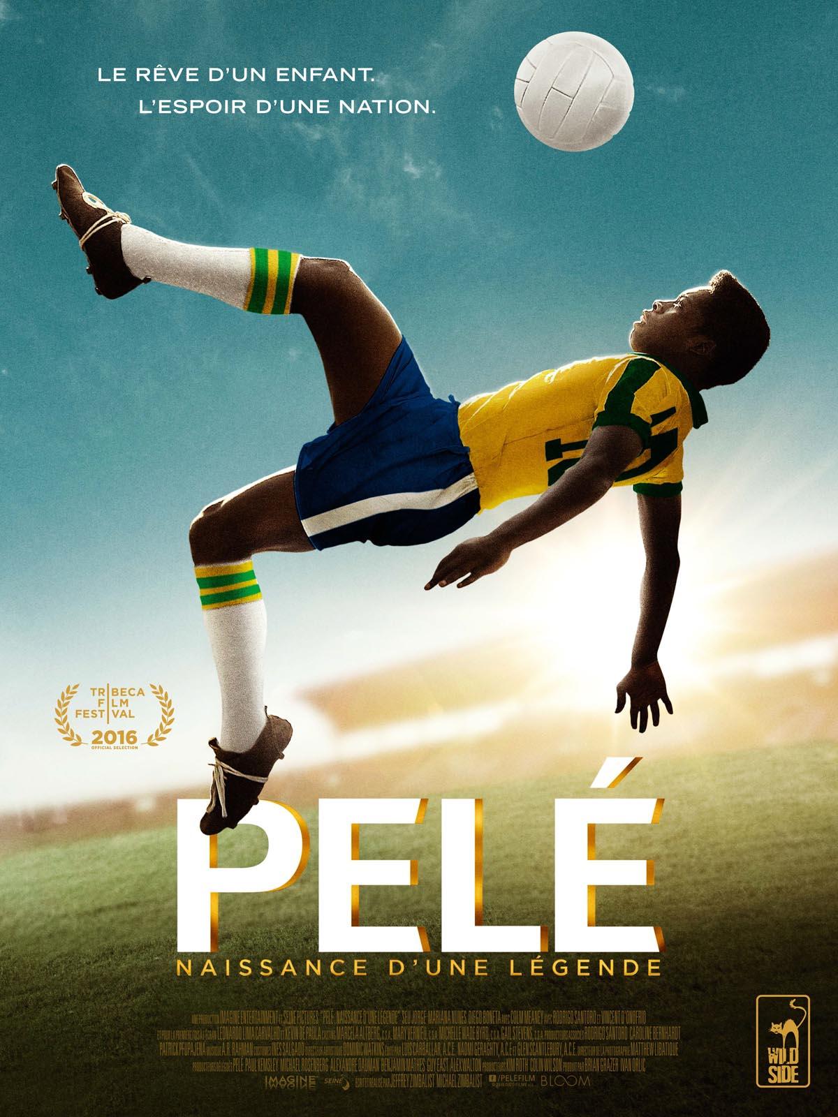 Pelé – la naissance d'une légende 2016 VF