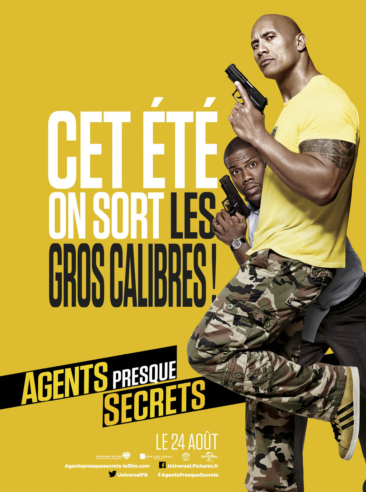 Agents presque secrets VOSTFR BDRiP