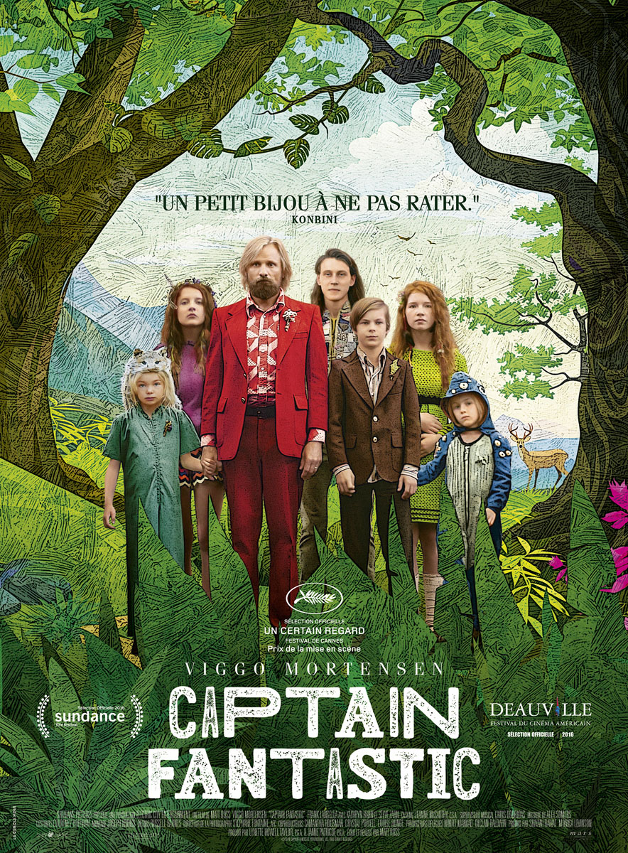 Captain Fantastic VOSTFR BDRiP