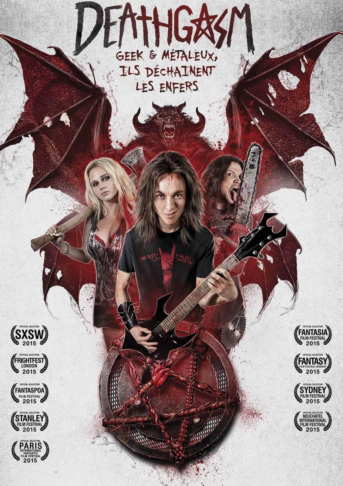 Deathgasm film 2016 VF