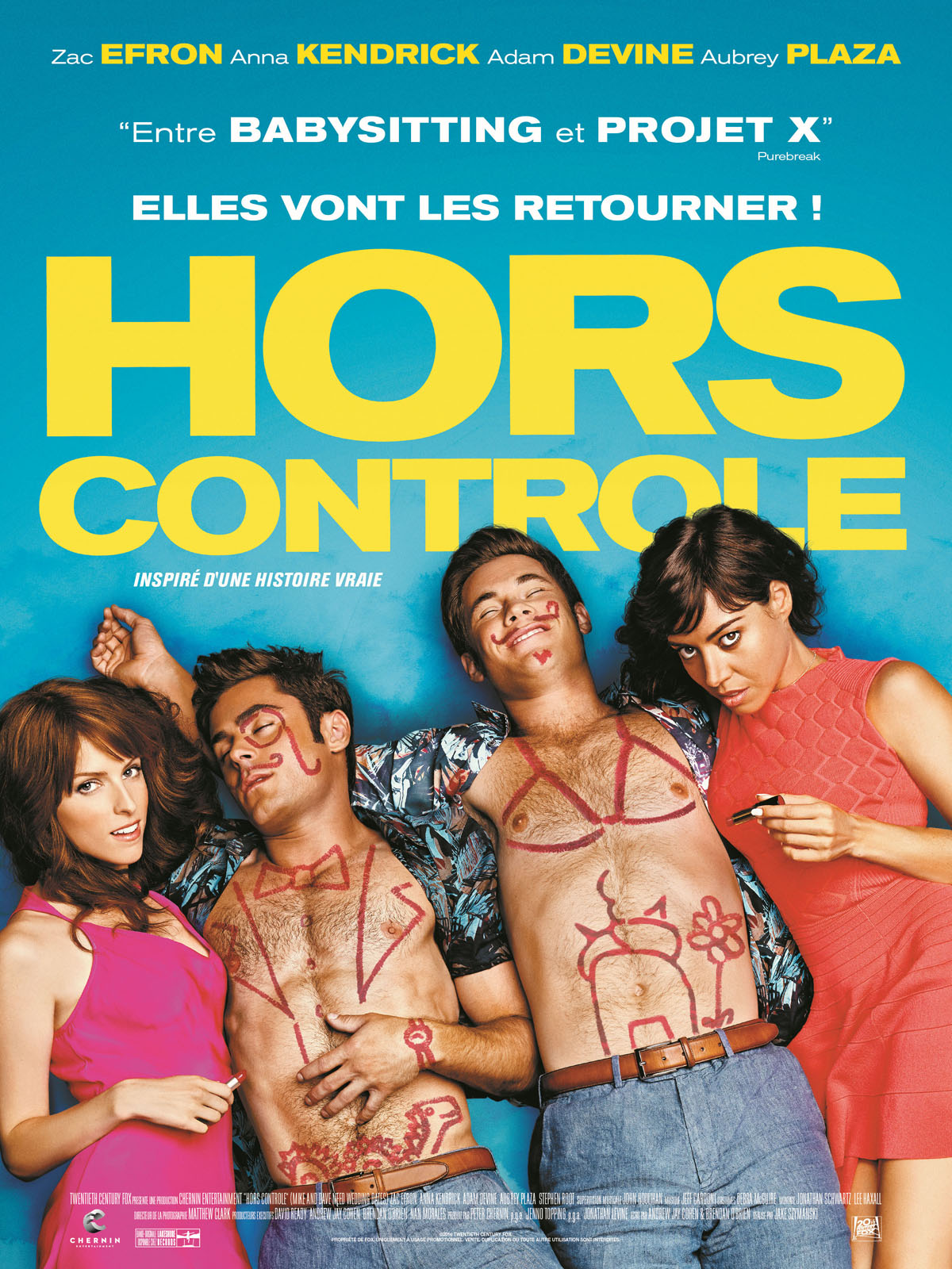Hors contrôle FRENCH BDRiP