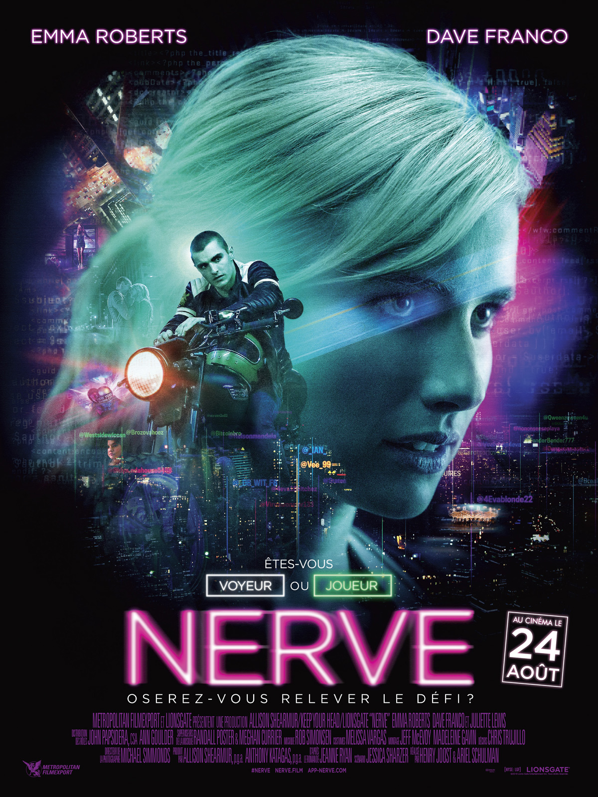 Nerve FRENCH BDRiP