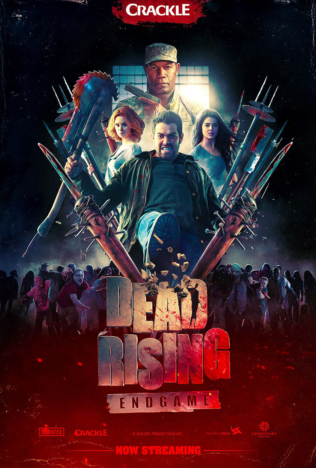 Dead Rising: Endgame TRUEFRENCH TVRip