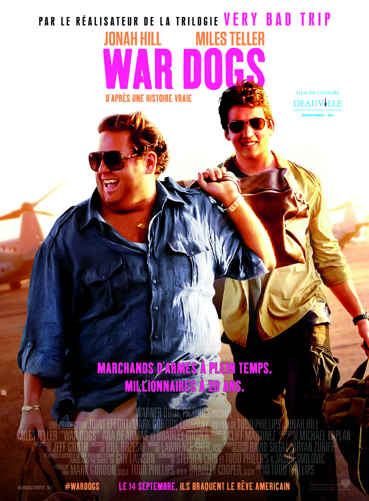 War Dogs 2016 VF