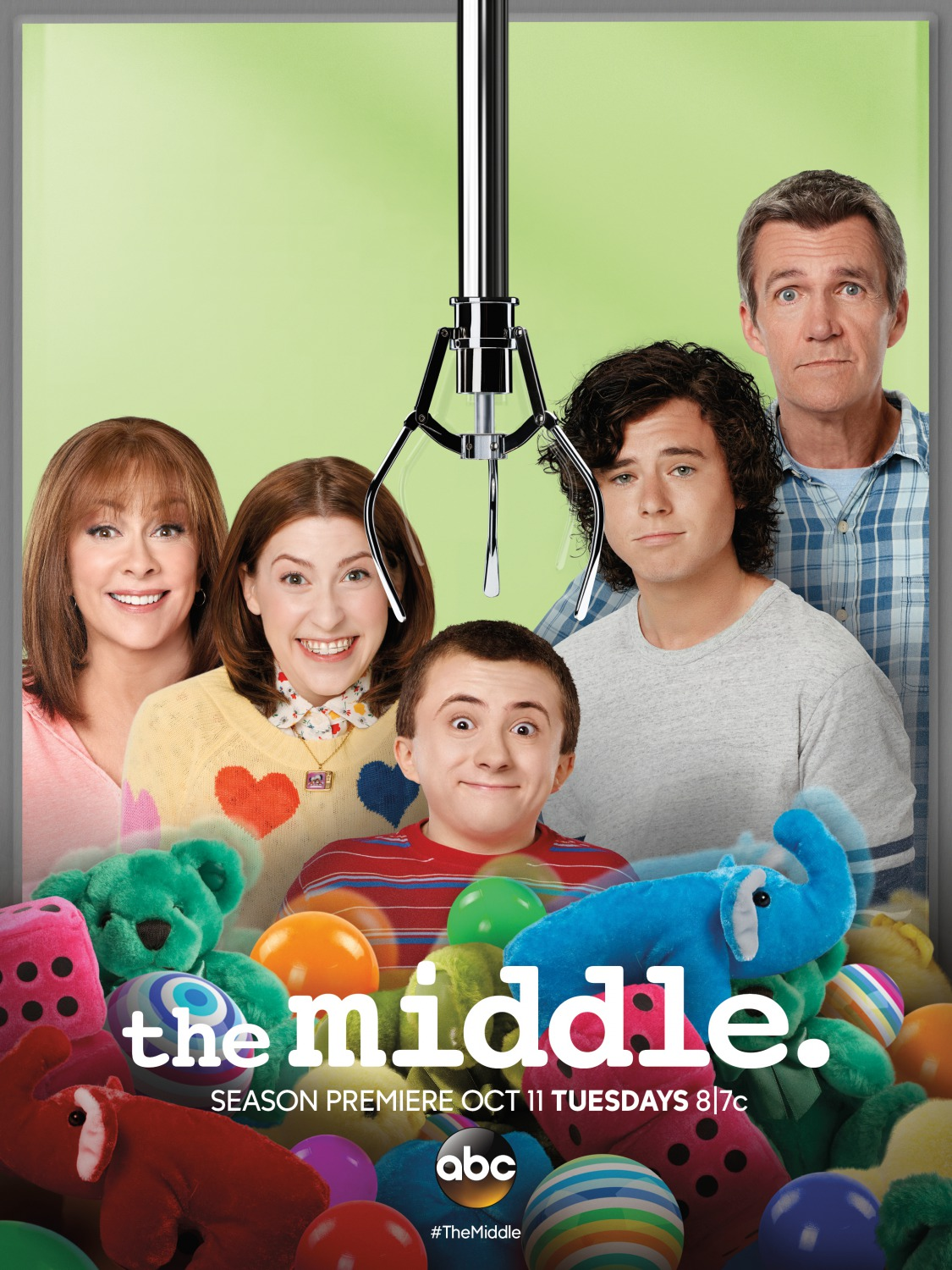 The Middle saison 7 en vf