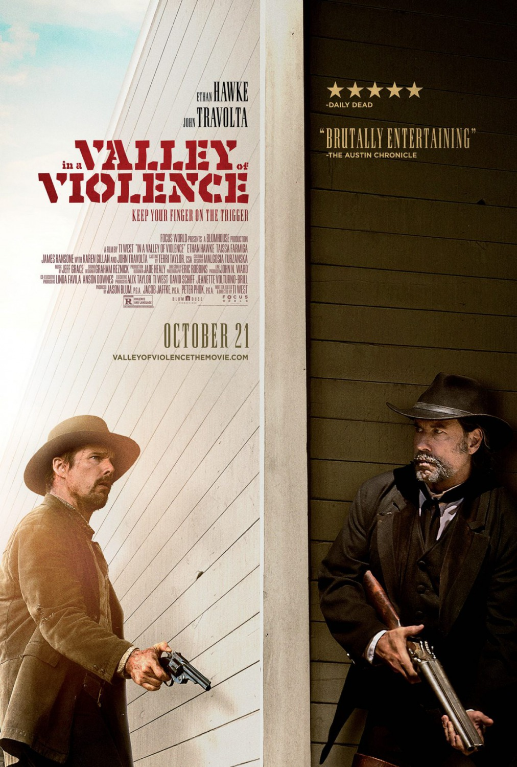 In a Valley of Violence FRENCH BDRIP