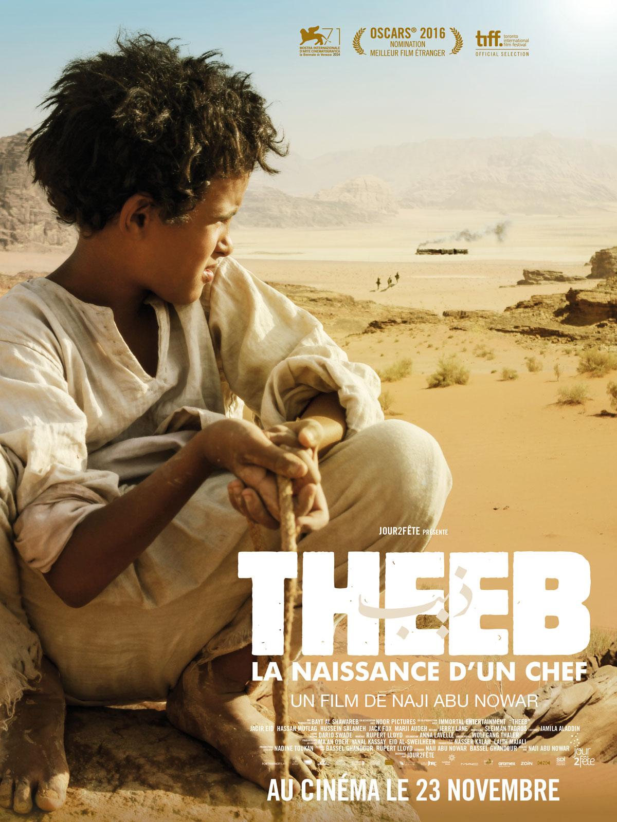 Theeb - la naissance d'un chef
