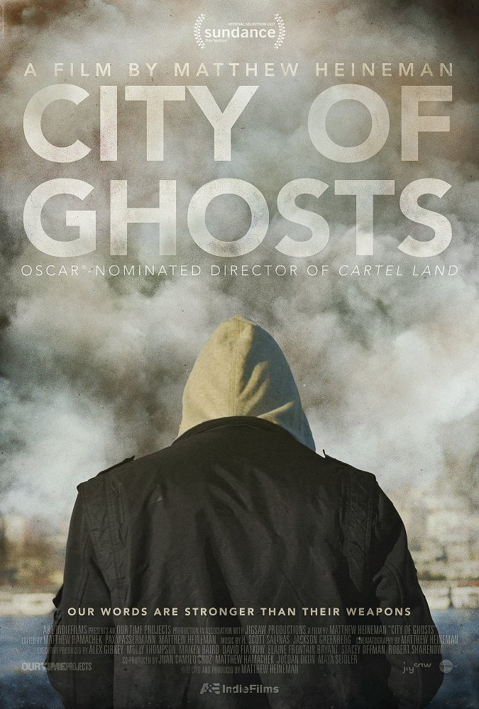 City of Ghosts - Poster