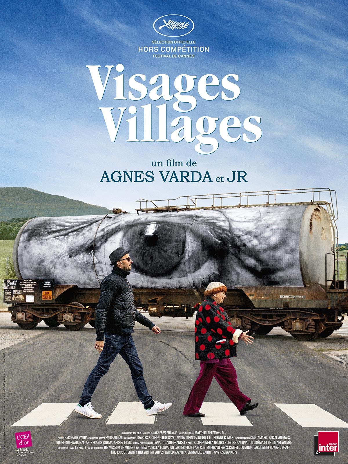 Affiche du film : Visages Villages