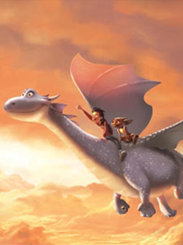 Le Dragon argenté streaming complet