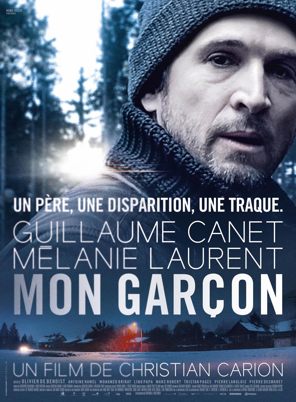 Affiche du film : Mon Garçon