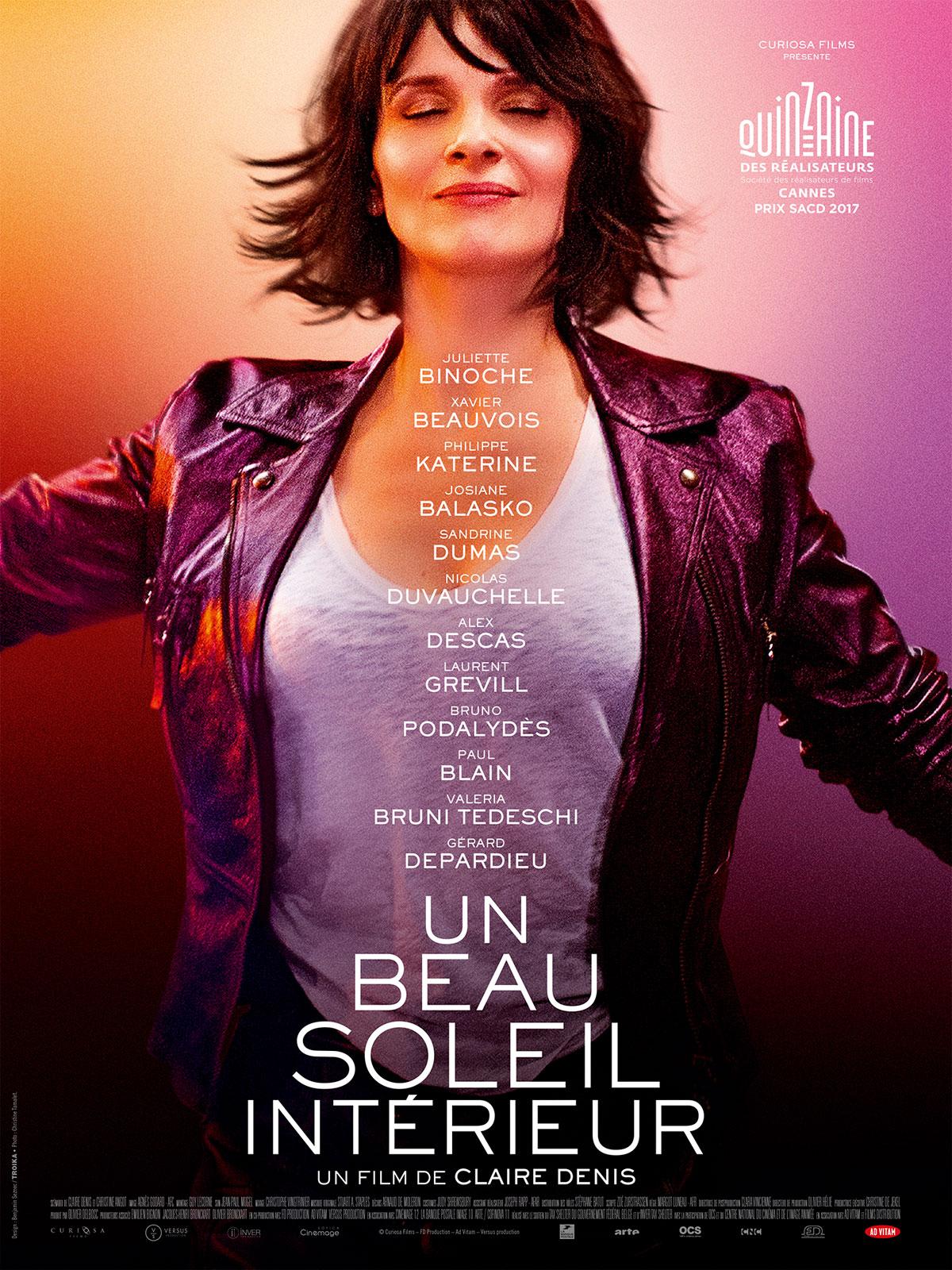 Affiche du film : Un Beau Soleil Intérieur