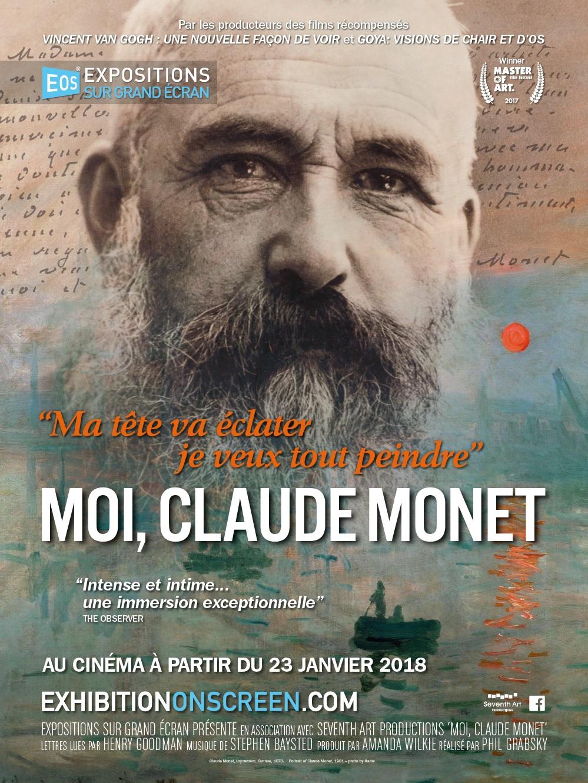 Moi, Claude Monet