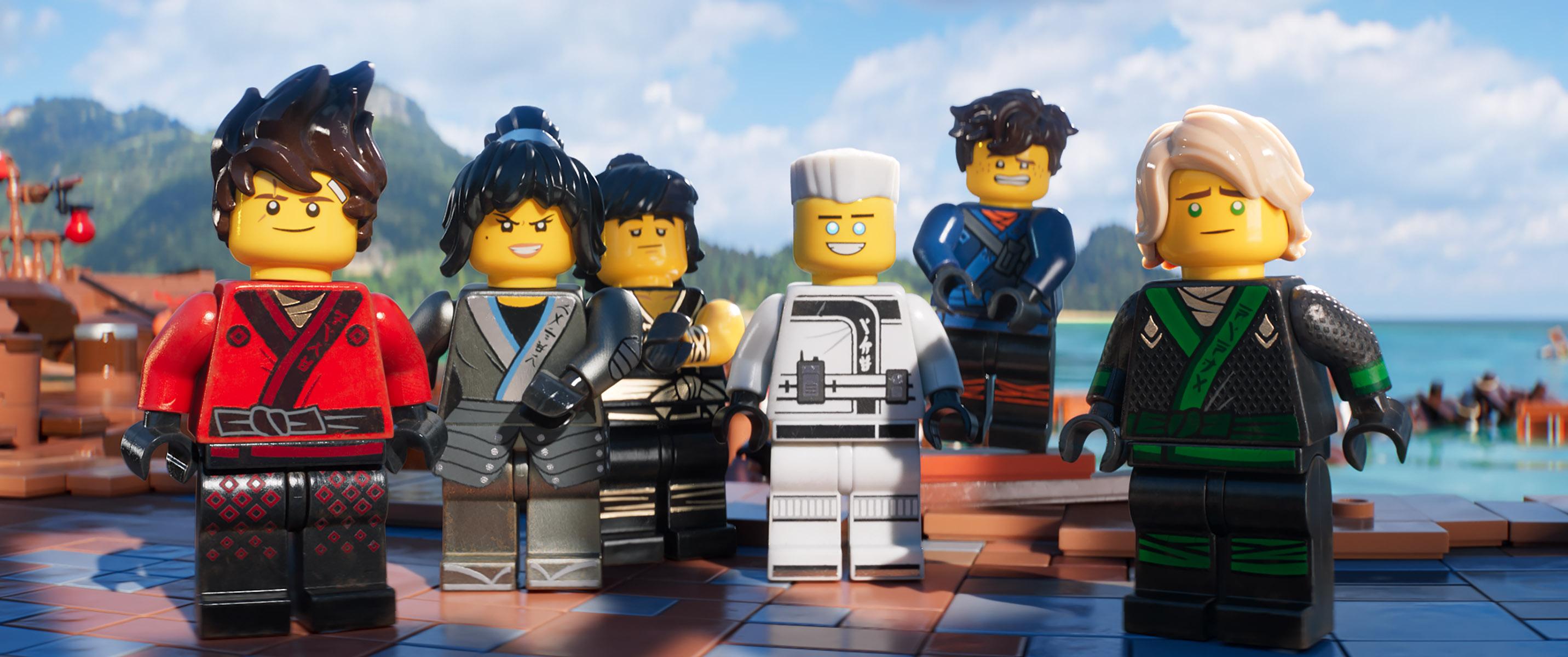 LEGO Ninjago - O Filme - Foto