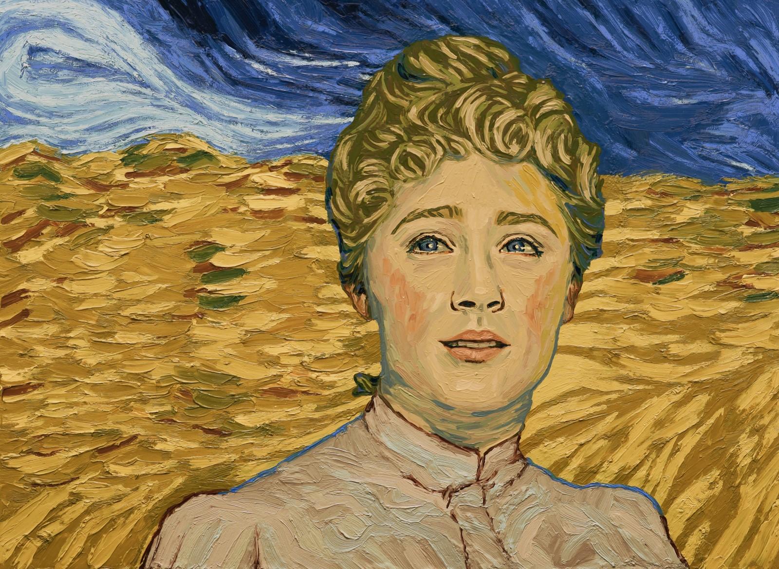 Com Amor, Van Gogh - Foto
