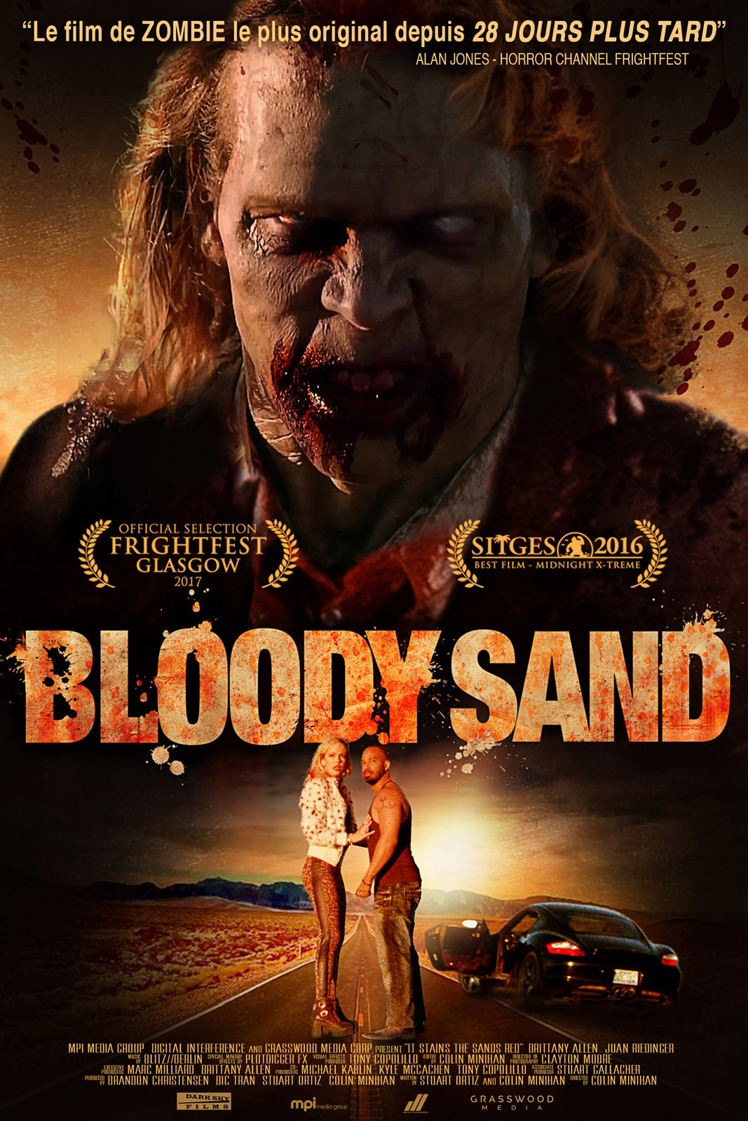 Bloody Sand EN STREAMING 2016 TRUEFRENCH BDRip