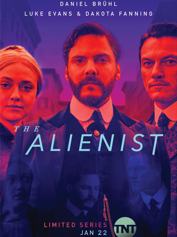The Alienist - S01 E01 VOSTFR