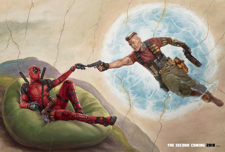 Deadpool 2 - Poster