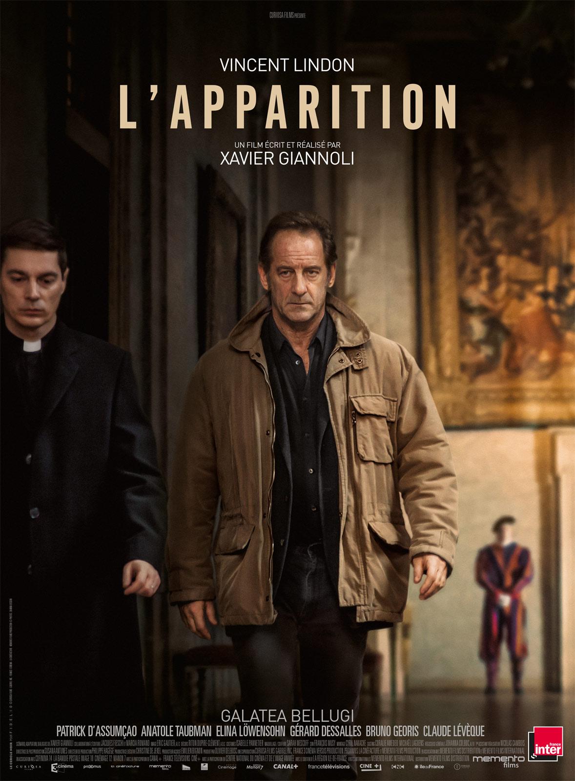 Affiche du film : L'Apparition