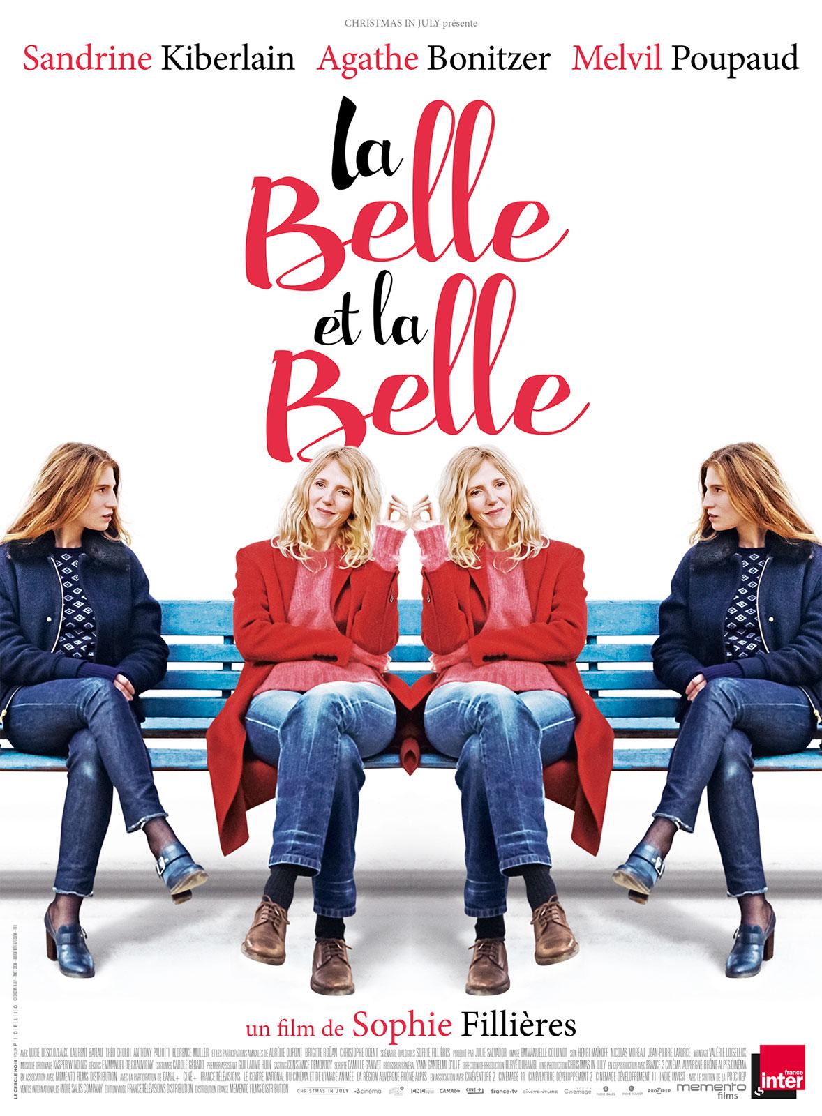 Affiche du film : La Belle et la Belle