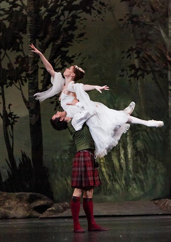Bolshoi Ballet: La Sylphide (Fathom)
