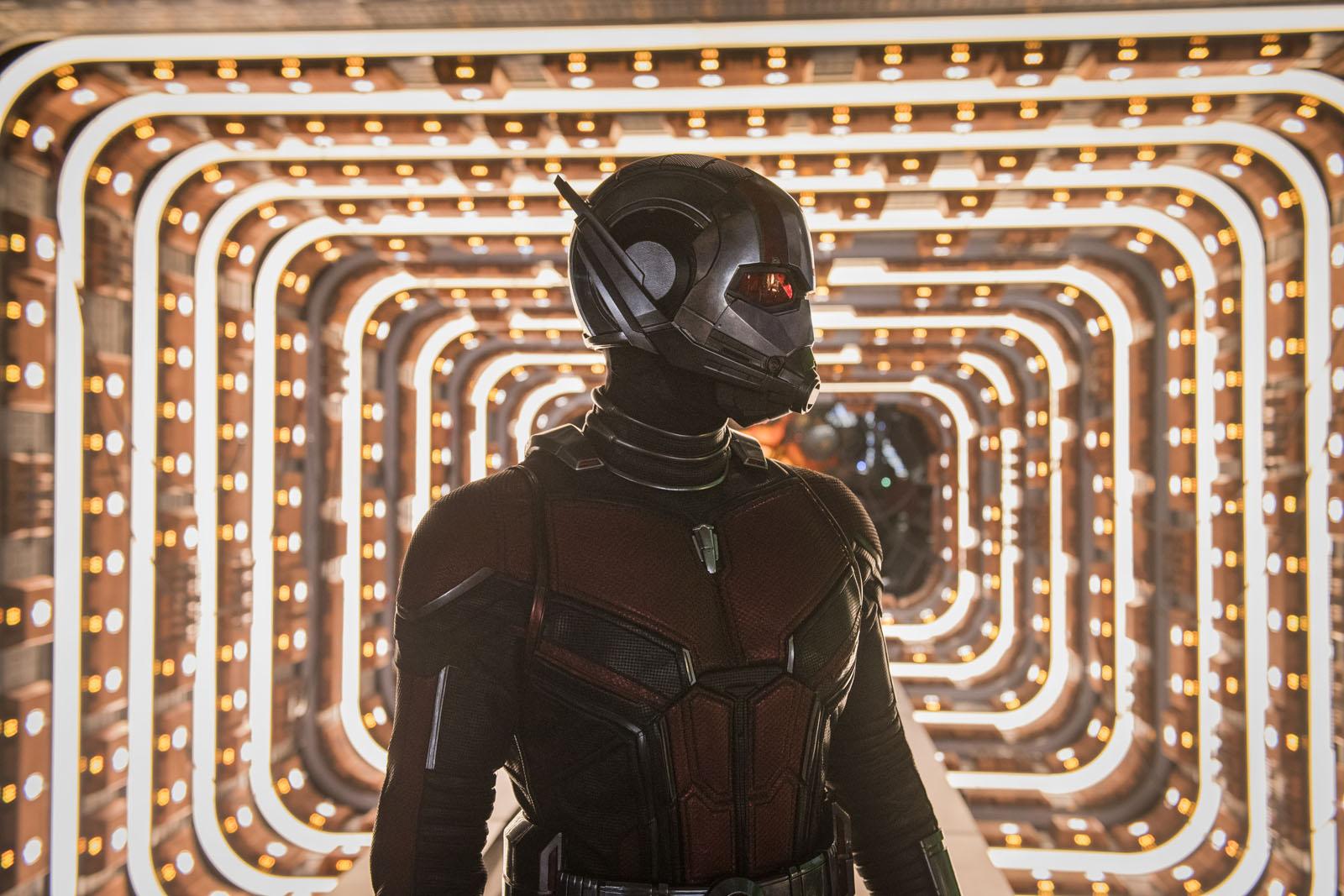 Homem-Formiga e a Vespa - Foto