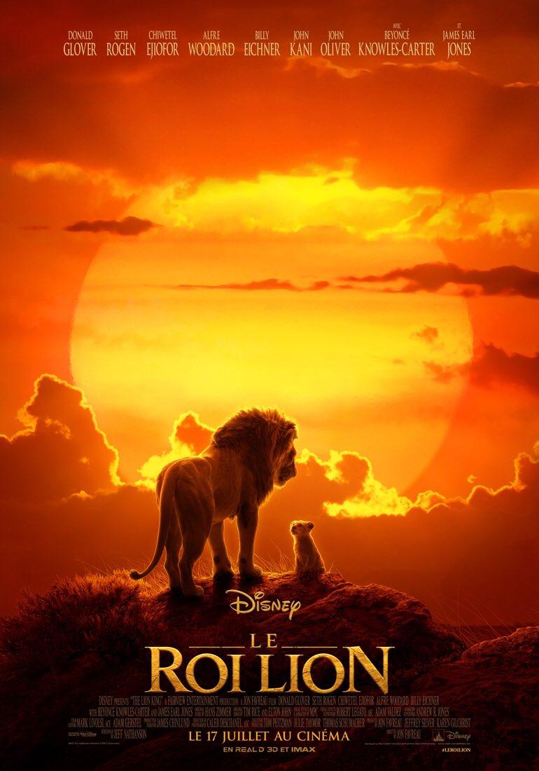 Melun : Le Roi Lion
