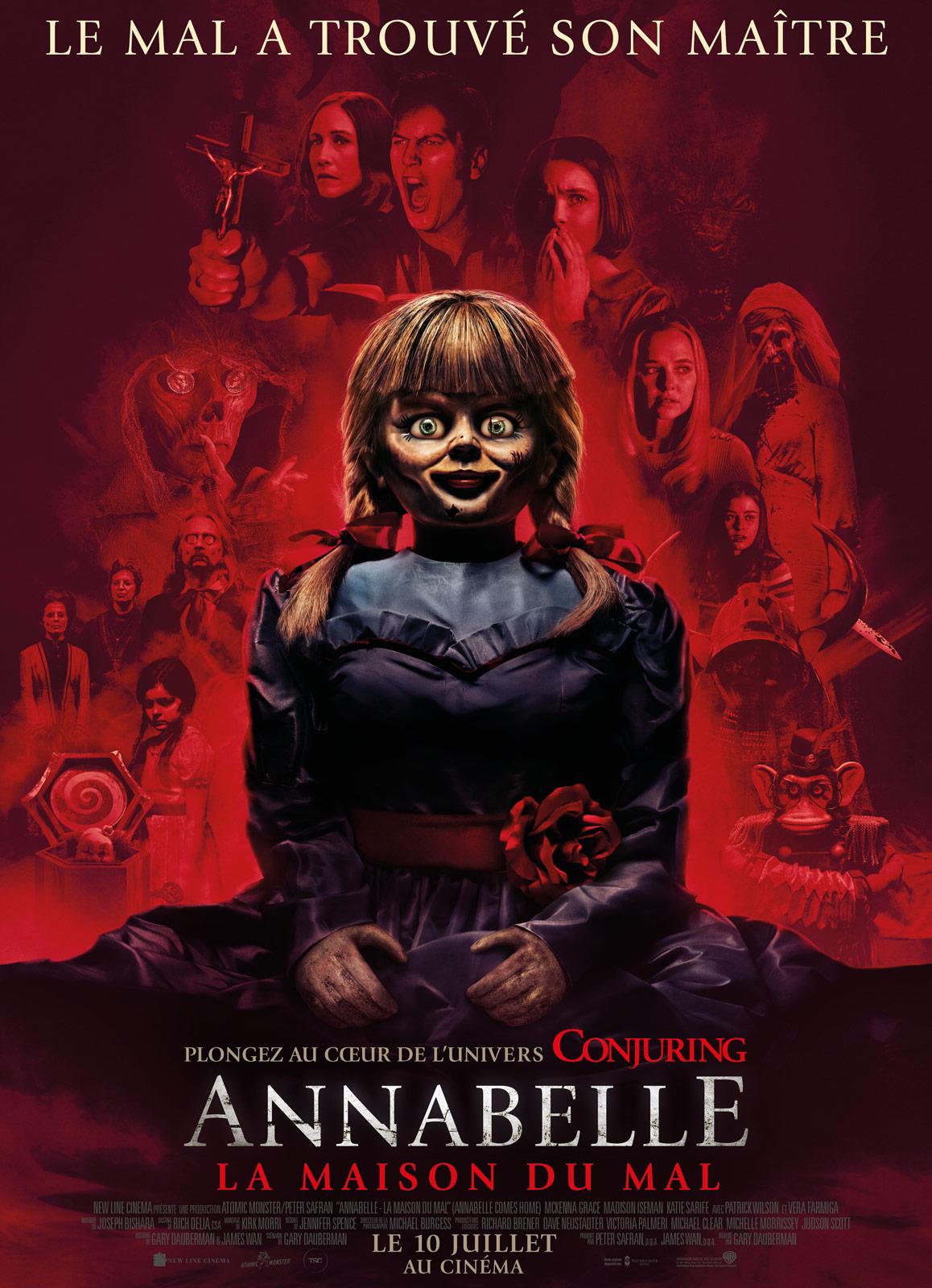 Melun : Annabelle – La Maison Du Mal