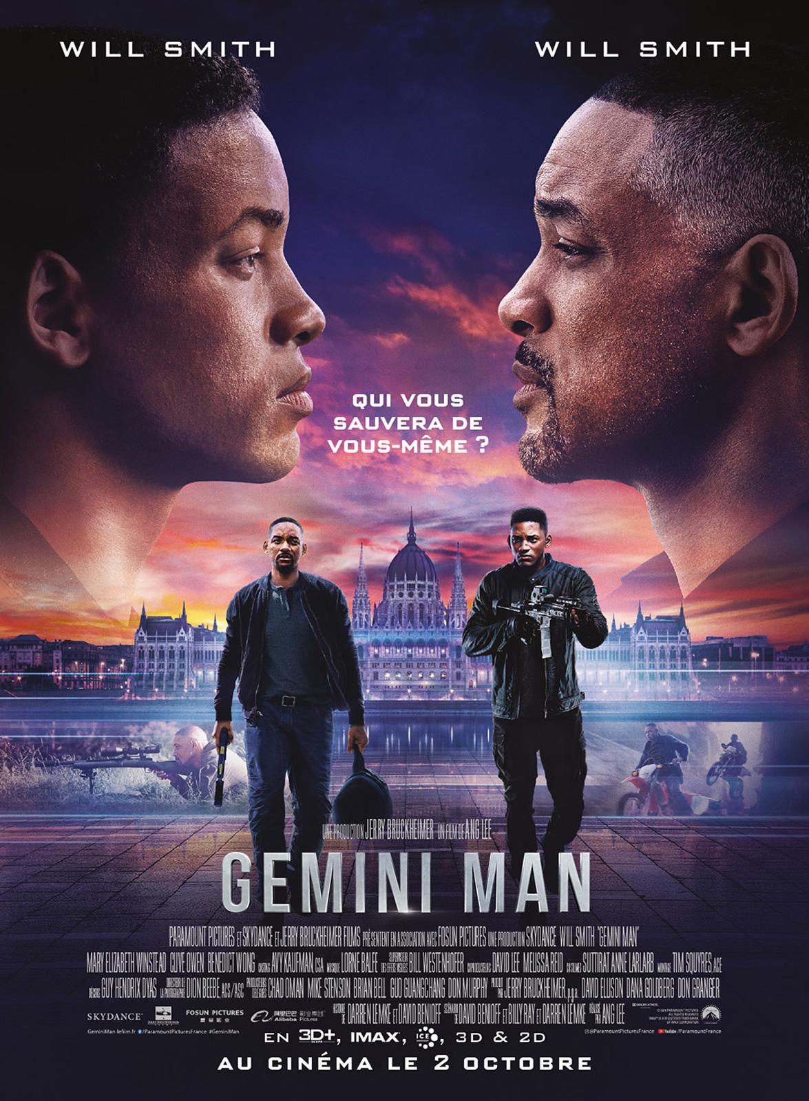 Melun : Gemini Man