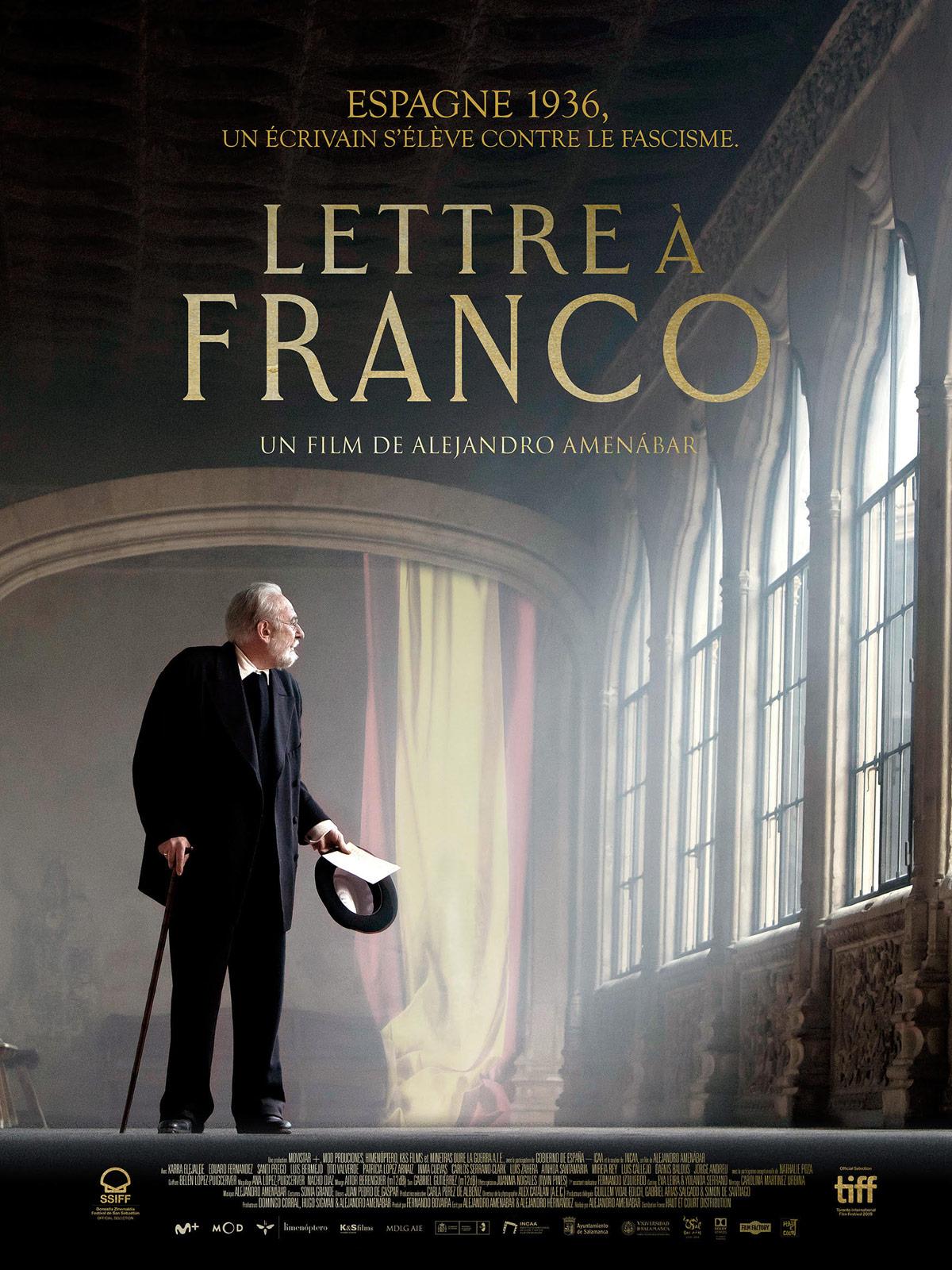 Lettre à Franco