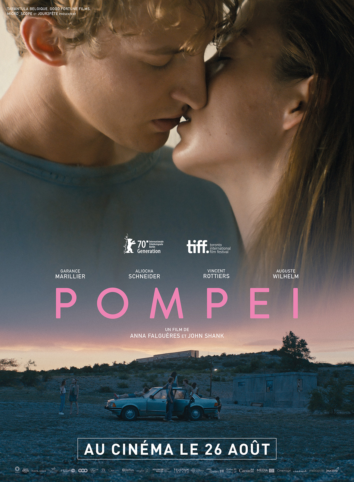 Pompei streaming complet